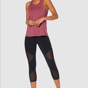 NWT Nike Women's Fly Lux Crop Training Tights
